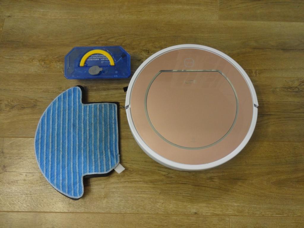 ILIFE V7s Pro робот пылесос